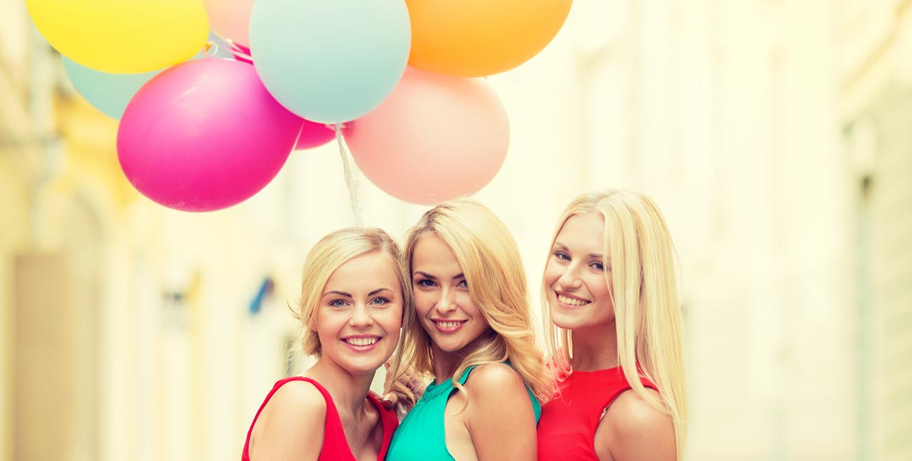ימי הולדת לבנות בלבד. גיל 16 17 18 נערות