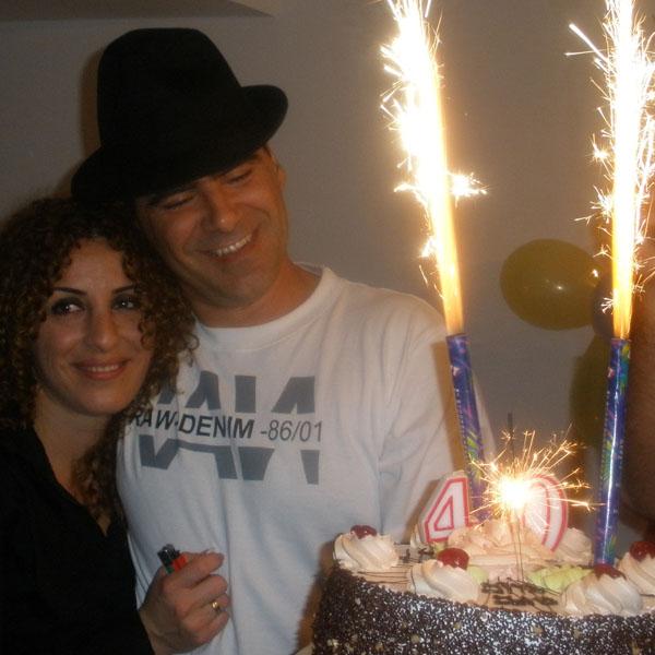 ערב זוגות יום הולדת 41