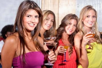 מסיבת רווקות באנגלית/BACHELORETTE PARTY